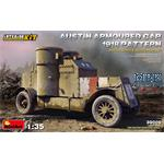 Austin Armored Car 1918 Pattern. British Service.