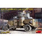 Austin Armoured Car 1918 Pattern. Ireland 1919-21