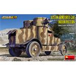 Austin Armoured Car Indian Pattern British service