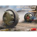 "Soviet Ball Tank ""Sharotank"" Interior Kit"