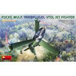 Focke Wulf Triebflugel (VTOL) Jet Fighter
