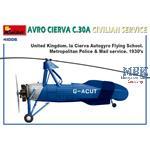 Avro Cierva C.30A Civilian Service