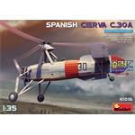 Spanish Cierva C.30A