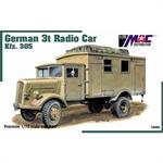 Kfz.305 Opel Blitz 3t Radio Car