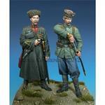 German Cossacks, WW2