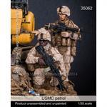 Modern USMC patrol