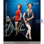 Pin-up Girls Set