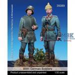 WWI German Soldiers