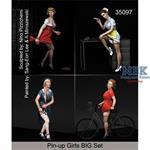 Pin-up Girls BIG Set
