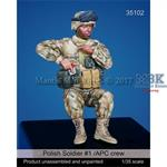 Polish Soldier #1 /APC crew