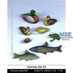 Animals Set 33