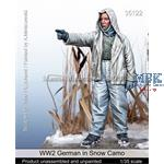 WW2 German in Snow Camo