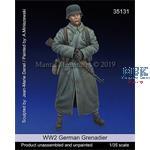 WW2 German Grenadier