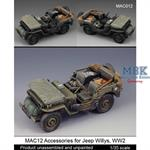 Accessories for Willys Jeep