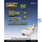 KTO Rosomak accessories set