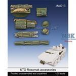 KTO Rosomak accessories set