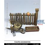 Country accessories set