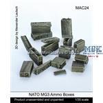 NATO MG3 Ammo Boxes