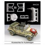 Accessories for Kübelwagen
