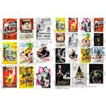 French Movie Posters - 1940s, 50s, 60s & 70s