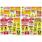 Warning & Danger Signs