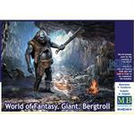 World of Fantasy - Giant - Bergtroll  1/24