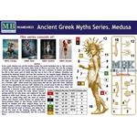 Ancient Greek Myths Series MEDUSA 1/24