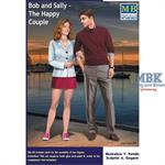 Bob and Sally - The Happy Couple  1/24