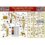 The Legendary 60´s Series - On new Adventures