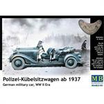 German military car, Typ 170 V Polizei Kübelwagen