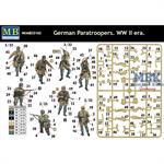 German Paratroopers WWII era