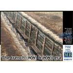 Schützengraben / The Trench WWI Era / WWII Era