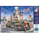 Pin-up Girls Uncle Sam