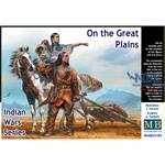 Indian Wars Series On the Great Plains 1/35
