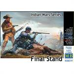 Indian Wars Series, Final Stand 1/35