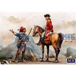 Indian Wars series, XVIII century. Kit No. 3