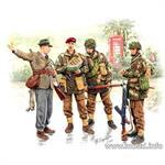 British paratroopers, 1944. Kit 1