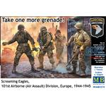 Take one more Grenade 101st Airborne 4  Figures