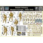 British Infantry - Western Europe 1944-45