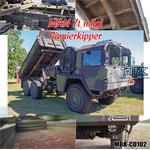 """Referenz-Foto CD """"7t Pionier-Dreiseitenkipper"""""""