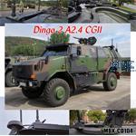 """Referenz-Foto CD """"Dingo 2 A2.4 CG10"""""""