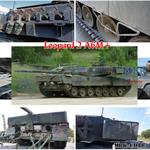 "Referenz-Foto CD ""Leopard 2 A6M+"""
