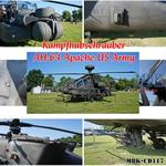 "Referenz-Foto CD ""AH-64 Apache US Army"""
