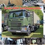 """Referenz-Foto CD """"Scania R410 SzgM"""""""