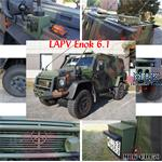 """Referenz-Foto CD """"LAPV Enok 6.1"""""""