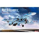 Su-33 Flanker-D - Russian Navy Carrier Fighter