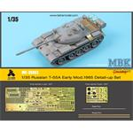 T-55A Russian Tank, early (Miniart) Detail up Set