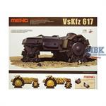 """VsKfz 617 Alkett Minenräumer """"Stampfer"""""""