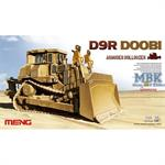 D9R Doobi Armored Bulldozer