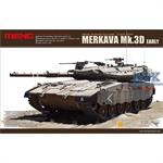 Israelian Merkava Mk.3D early